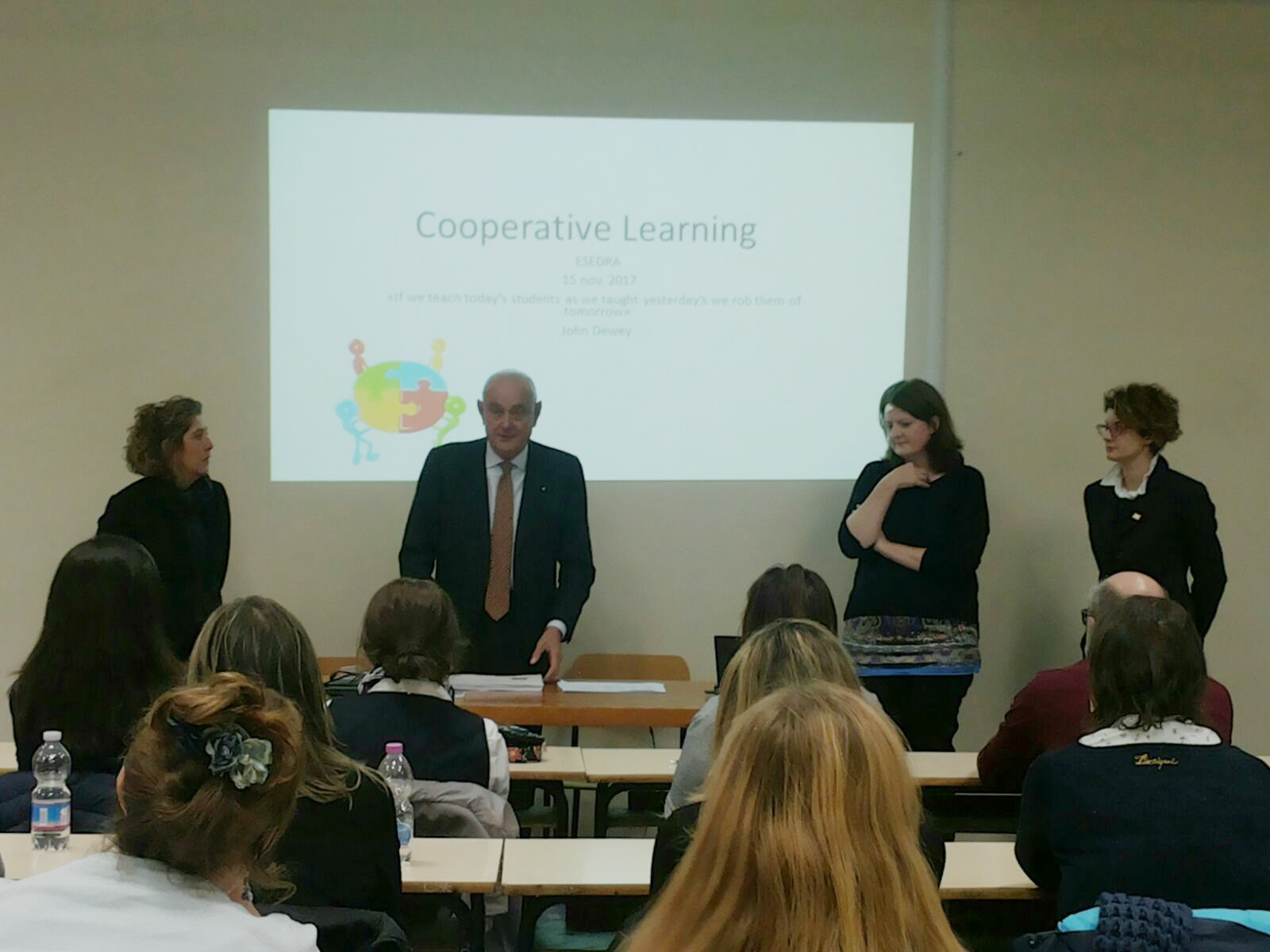 Conferenza Cooperative Learning