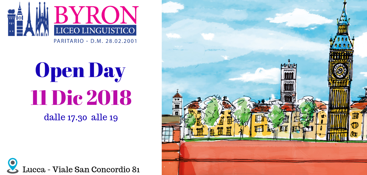 Open Day Liceo Byron